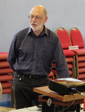 Dr. Colin Gooch
